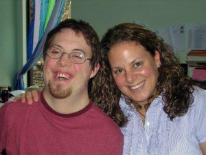 Ian and Heather